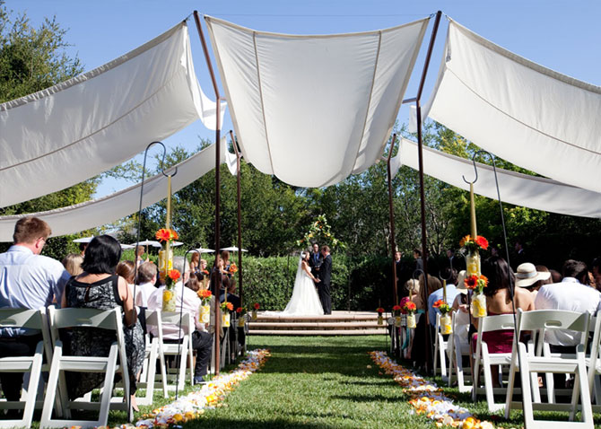 Julie & John's Wedding at Maravilla Gardens - Camarillo